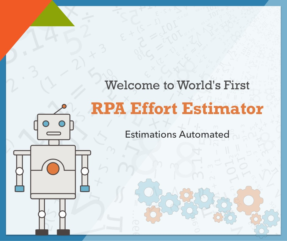 Home | RPA Effort and Cost Calculator